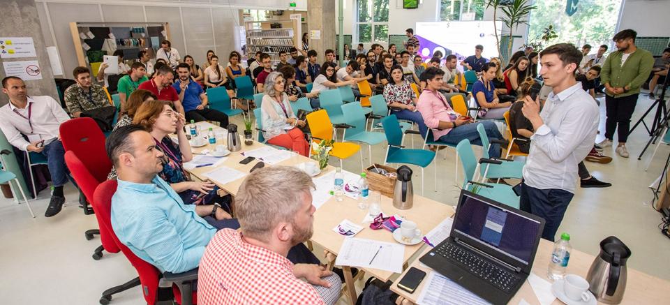 Hackathon4Health: trei proiecte de inovaţie digitală pentru sistemul de sănătate din România