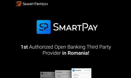 Smart Fintech devine primul furnizor terț de plăți prin open banking din România