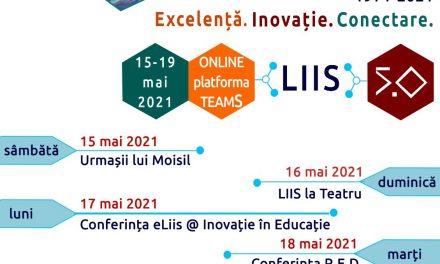 Conferința eLIIS@Inovație în educație – un brainstorming al cadrelor didactice preuniversitare din Iași