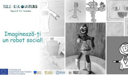 """Teatrul """"George Ciprian""""-Buzău caută persoane vizionare care să  participe creativ la  realizarea unui robot social"""