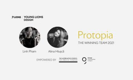 Protopia, echipa câștigătoare a competiției de Design la The Alternative School