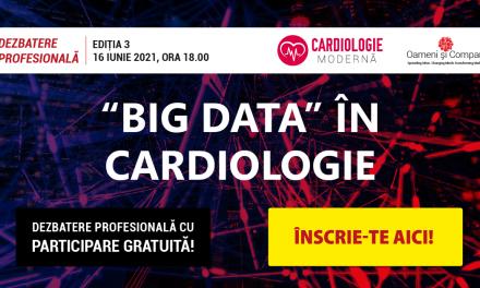 Dr. Ștefan Busnatu: Explozia de date din sistemul medical creează o nouă viziune a medicinei