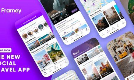 Framey, aplicația românească de turism primește 1 milion de dolari ca investiție de la ICE Capital din Dubai