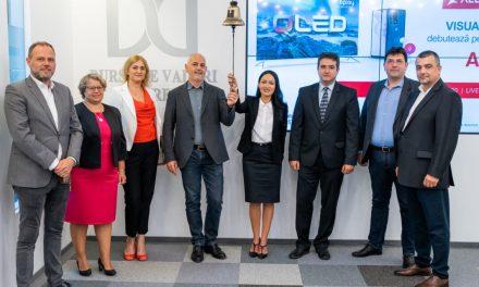 """Producătorul Allview s-a listat pe piața BVB, cu ambiția de a deveni lider pe piața internă de televizoare ,,smart"""""""