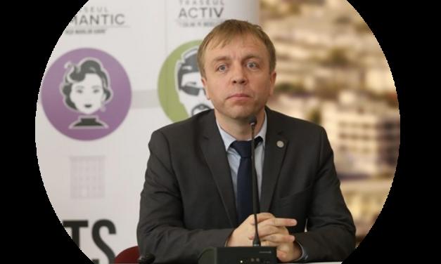 Mihai Bulai, fondator Iași.Travel: Inovația vine din dorința și nevoia consumatorului