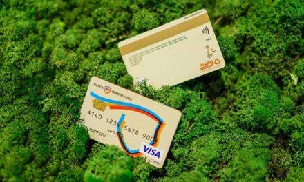 Banca Transilvania lansează primele carduri eco-friendly din România
