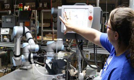 Roboții colaborativi reprezintă viitorul în producțiile de produse electronice