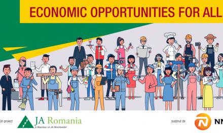 Economic Opportunities for All – o nouă inițiativă educațională