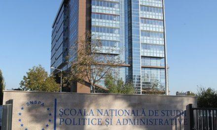 SNSPA este parteneră în cadrul unuia dintre cele mai importante proiecte de cercetare din Canada
