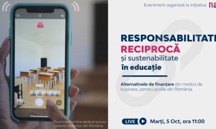 Narada anunță lansarea HartaEdu, un proiect unic în educația din România